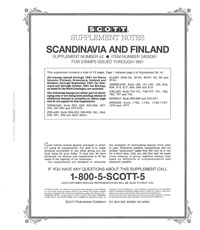 SCANDINAVIA 1991 (15 PAGES) #42