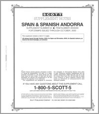 SPAIN 2000 (16 PAGES) #52