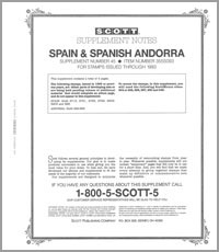 SPAIN 1993 (5 PAGES) #45