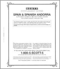 SPAIN 1996 (11 PAGES) #48