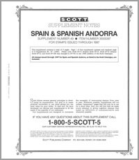 SPAIN 1997 (9 PAGES) #49