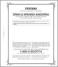 SPAIN 1998 (8 PAGES) #50