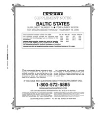 BALTIC STATES 2006 (9 PAGES) #15