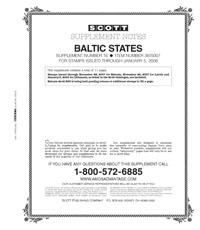 BALTIC STATES 2007 (12 PAGES) #16