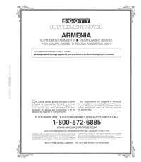 ARMENIA 2001 (3 PAGES) #5