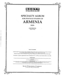 ARMENIA 1919-1997 (34 PAGES)