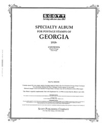 GEORGIA 1919-1997 (29 PAGES)