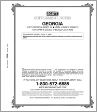 GEORGIA 2015 (12 PAGES) #16