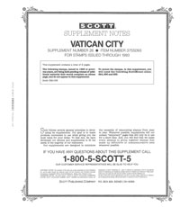 VATICAN 1993 (5 PAGES) #26