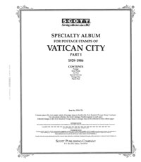 VATICAN CITY 1929-1986 (83 PAGES)