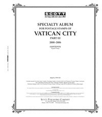 VATICAN CITY 2000-2006 (32 PAGES)