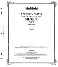 MEXICO 1979-1999 (113 PAGES)