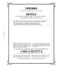 MEXICO 2000 (14 PAGES) #52