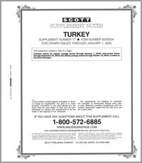 TURKEY 2004 (10 PAGES) #17