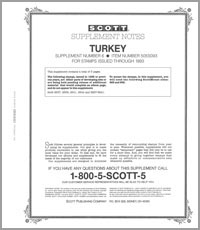 TURKEY 1993 (6 PAGES) #6