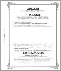 THAILAND 2002 (21 PAGES) #8