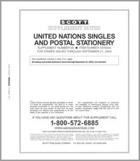 UNITED NATIONS 2004 (22 PAGES) #40