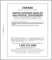 UNITED NATIONS 2006 (22 PAGES) #42