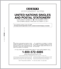 UNITED NATIONS 2011 (26 PAGES) #47