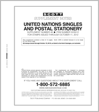 UNITED NATIONS 2012 (15 PAGES) #48