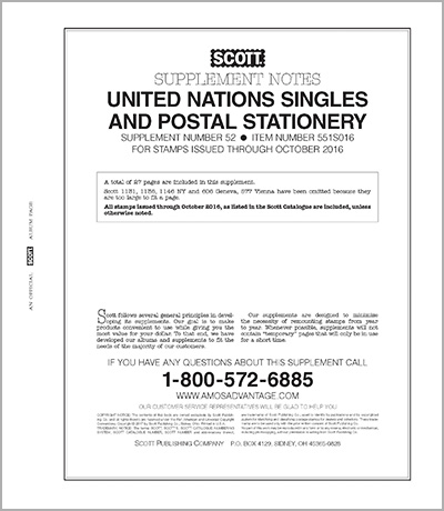 UNITED NATIONS 2016 (28 PAGES) #52