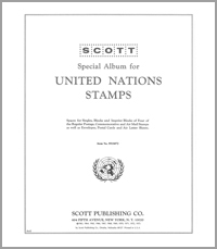 UNITED NATIONS 1972 #9 (20 PAGES)