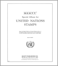 UNITED NATIONS 1973 (16 PAGES) #10