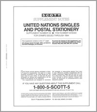 UNITED NATIONS 1994 (10 PAGES) #30