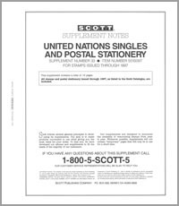 UNITED NATIONS 1997 (18 PAGES) #33