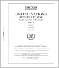 UNITED NATIONS 1988-1999 (144 PAGES)