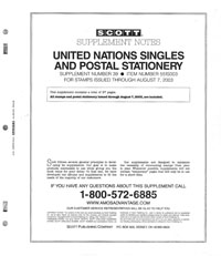 UNITED NATIONS 2000-2005 (122 PAGES)