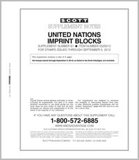 UN IMPRINT BLOCKS 2012 (10 PAGES) #61