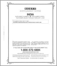 INDIA 2001 (11 PAGES) #6