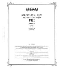 FIJI 1994-1997 (16 PAGES)