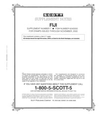 FIJI 2000 (8 PAGES) #7