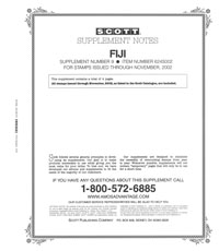 FIJI 2002 (5 PAGES) #9
