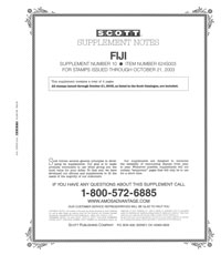 FIJI 2003 (5 PAGES) #10