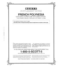 FRENCH POLYNESIA 1999 (4 PAGES) #6