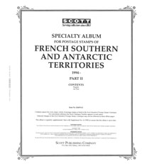 FRENCH SOUTH & ANTARCTIC TERRITORY 1995-2006 (37 PAGES)