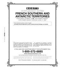 FRENCH SOUTH & ANTARCTIC TERRITORIES 2007 (6 PAGES) #10