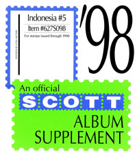 INDONESIA 1998 (13 PAGES) #5