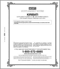 KIRIBATI 2015 (4 PAGES) #17