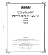 PITCAIRN ISLANDS 1940-1993 (52 PAGES)