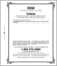 TONGA 2015 (6 PAGES) #15