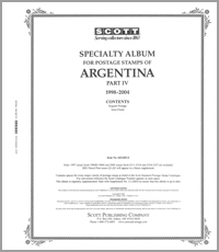 ARGENTINA 1998-2004 (66 PAGES)