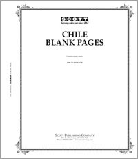 BLANK PAGES: CHILE (20 PAGES)