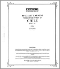CHILE 1994-1997 (25 PAGES)