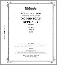 DOMINICAN REPUBLIC 1995-2008 (49 PAGES)