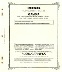 GAMBIA 1998 (33 PAGES) #5
