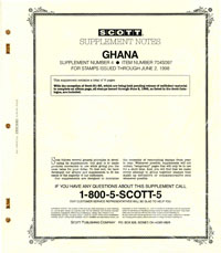 GHANA 1997 (39 PAGES) #4